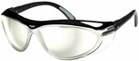 Jackson Envision Safety Glasses with Black Frame and Indoor-Outdoor Lens