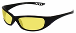 Jackson Hellraiser Safety Glasses with Amber Lens