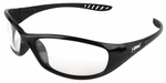 Jackson Hellraiser Safety Glasses with Clear Anti-Fog Lens