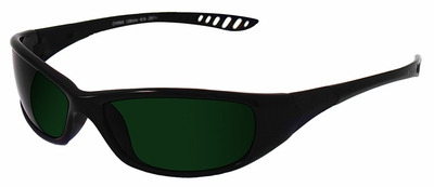 Jackson Hellraiser Safety Glasses with Shade 5 Lens