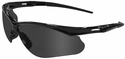 Jackson Nemesis Rx Bifocal Safety Glasses With Smoke Lens