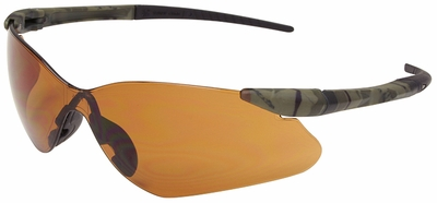 Jackson Nemesis VL Safety Glasses with Bronze Lens