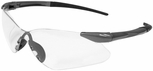 Jackson Nemesis VL Safety Glasses with Clear Anti-Fog Lens