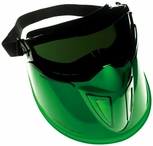 Jackson The Shield Full-Face Anti-Fog Goggle with Shade 5 Welding Lens