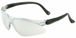 Jackson Visio Safety Glasses with Black Temple and Indoor-Outdoor Lens