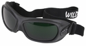 Jackson Wildcat Cutting Goggles with Anti-Fog Shade 5 Welding Lens