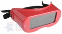 Jackson WR-60 Hard Shell 2 x 4 1/4 Welding Goggle with Shade 5 Welding Lens