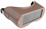 Jackson WR-600 Cutting Goggles with Rigid Frame and Shade 5 Welding Lens