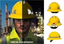 JSP CR2 Reflective Kit for Evolution 6100 Series Full Brim Hard Hats