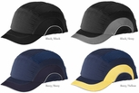 JSP Short Brim Bump Cap with Adjustable Elastic Strap