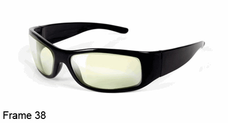 LSI Laser Safety Glases with Filter 105