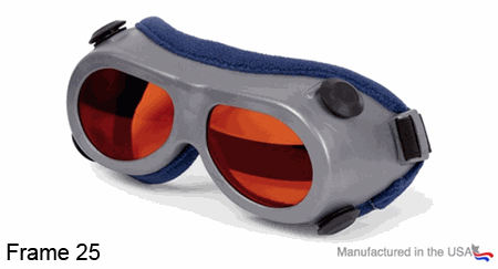 LSI Laser Safety Glasses with Filter 110