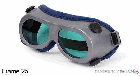 LSI Laser Safety Glasses with Filter 115
