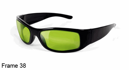 LSI Laser Safety Glasses with Filter 123