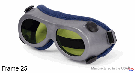 LSI Laser Safety Glasses with Filter 125