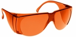 NoIR BluGard Nighttime Eyewear with Orange Lens