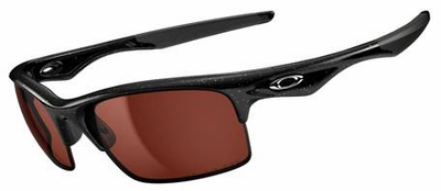 Oakley Bottle Rocket Sunglasses with Metallic Black Frame and VR28 Black Iridium Polarized Lenses