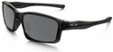 Oakley Chainlink Sunglasses with Black Ink Frame and Black Iridium Polarized Lenses