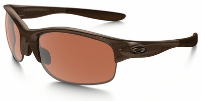 Oakley Commit Sunglasses with Brown Sugar Frame and VR28 Black Iridium SQ Lens