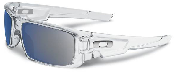 Oakley Crankshaft Sunglasses with Polished Clear Frame and ...