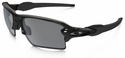 Oakley Flak Jacket 2.0 XL with Polished Black Frame and Black Iridium Polarized Lens