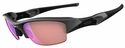 Oakley Flak Jacket Sunglasses with Dark Grey Frame and G30 Iridium Lenses