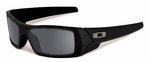Oakley SI Gascan with Cerakote Graphite Black Frame and Grey Polarized Lenses