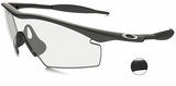 Oakley Industrial M Frame Safety Glasses with Clear Lens
