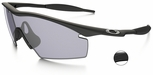 Oakley Industrial M Frame Safety Glasses with Grey Lens