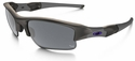 Oakley Infinite Hero Flak Jacket XLJ Sunglasses with Carbon Frame and Black Iridium Lenses