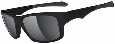 Oakley Jupiter Squared with Matte Black Frame and Black Iridium Polarized Lenses