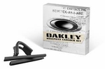 Oakley M Frame Accessory Kit with Black Nosepiece and Temple Sleeves