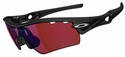 Oakley Radar Path Sunglasses with Polished Black Frame and G30 Iridium Polarized Vented Lenses