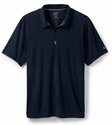 Oakley SI 1/4 Zip Polo, Navy Blue