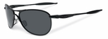Oakley SI Ballistic Crosshair 2.0 Sunglasses with Gunmetal Frame and Grey Lens