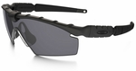 Oakley SI Ballistic M Frame 2.0 Strike with Black Frame and Grey Lens