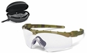 Oakley SI Ballistic M Frame 3.0 Sunglasses Array with Multicam Frame and Clear and Gray Lenses