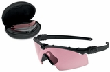 Oakley SI Ballistic M Frame 3.0 CE Array with Black Frame and Clear, TR22 and TR45 Prizm Lenses