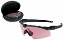 Oakley SI Ballistic M Frame 3.0 CE Array with Black Frame and TR22 and TR45 Prizm Lenses