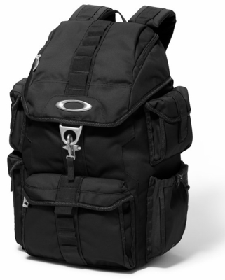 Oakley SI Black Dry Goods Backpack