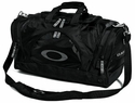 Oakley SI Black Heavy Payload Duffel Bag
