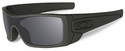Oakley SI Cerakote Batwolf with Mil Spec Green Frame and Black Iridium Lens