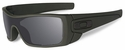 Oakley SI Cerakote Batwolf with Mil Spec Green Frame and Black Iridium Polarized Lens