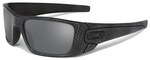 Oakley SI Cerakote Fuel Cell with Ultrablend Graphite Black Frame and Black Iridium Polarized Lens
