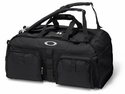 Oakley SI Black Dry Goods Duffel Bag