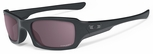 Oakley SI Fives Squared Sunglasses with Matte Black Frame and Prizm TR22 Lenses
