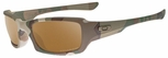 Oakley SI Fives Squared with Multicam Frame and Tungsten Iridium Polarized Lens