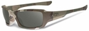Oakley SI Fives Squared Sunglasses with Multicam Frame and Warm Gray Lens