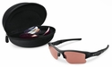 Oakley SI Flak Jacket XLJ Array with Matte Black Frame and Clear, TR22 and TR45 Prizm Lenses