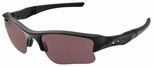 Oakley SI Flak Jacket XLJ with Matte Black Frame and TR22 Prizm Lens